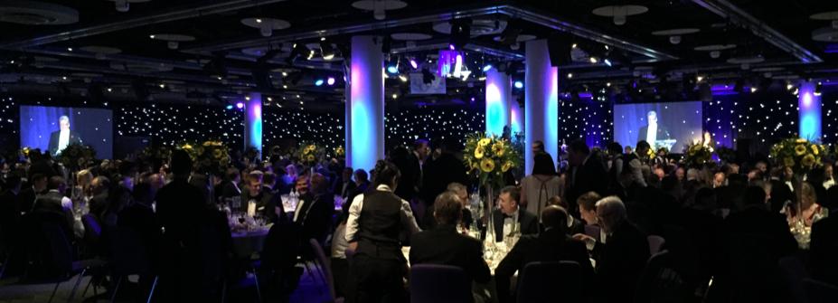 Scottish Financial Enterprise Financial Services Awards EICC